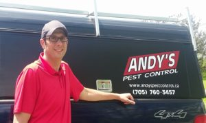 Peterborough pest control company